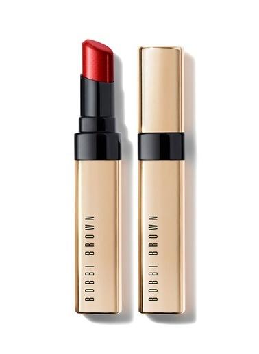 Bobbi Brown Luxe Shine Intense Lipstick Red Stiletto Kırmızı